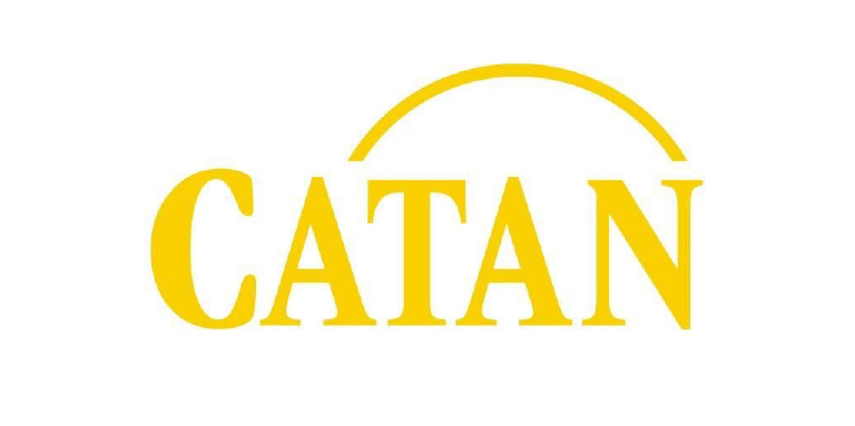 Logo unseres Partners Catan