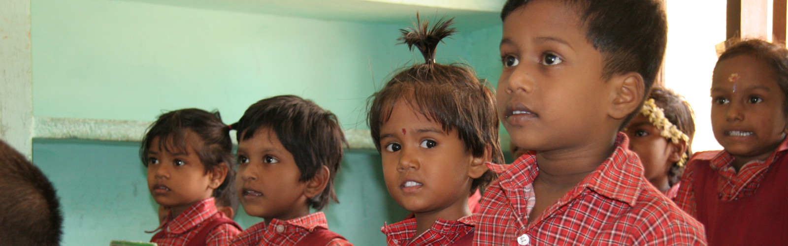 Initiative Transparente Zivilgesellschaft Tsunami Indien Kinder