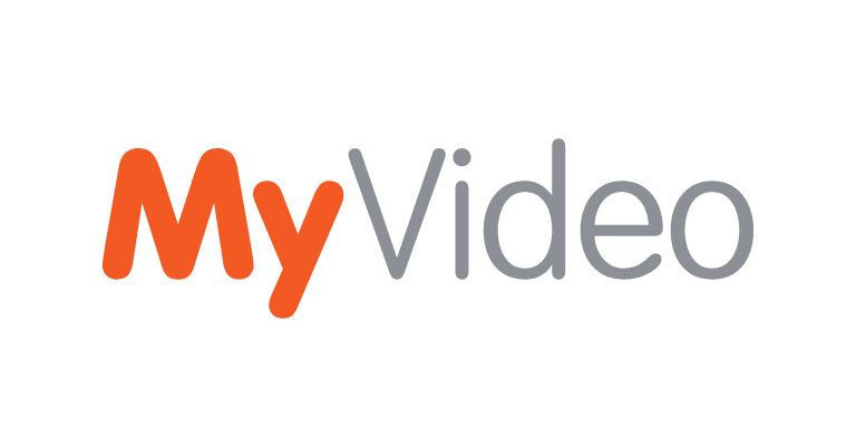 Logo unseres Partners MyVideo