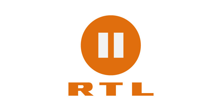 Logo unseres Partners RTL II