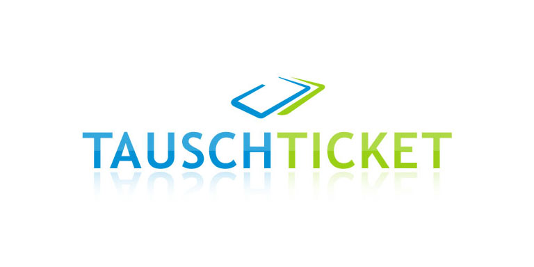 Logo unseres Partners Tauschticket