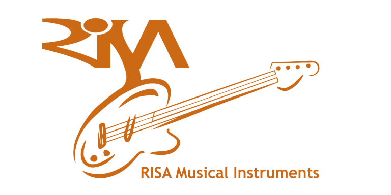 Das Logo unseres Partners Risa Musical Instruments
