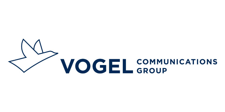 Das Logo unseres Partners Vogel Communications