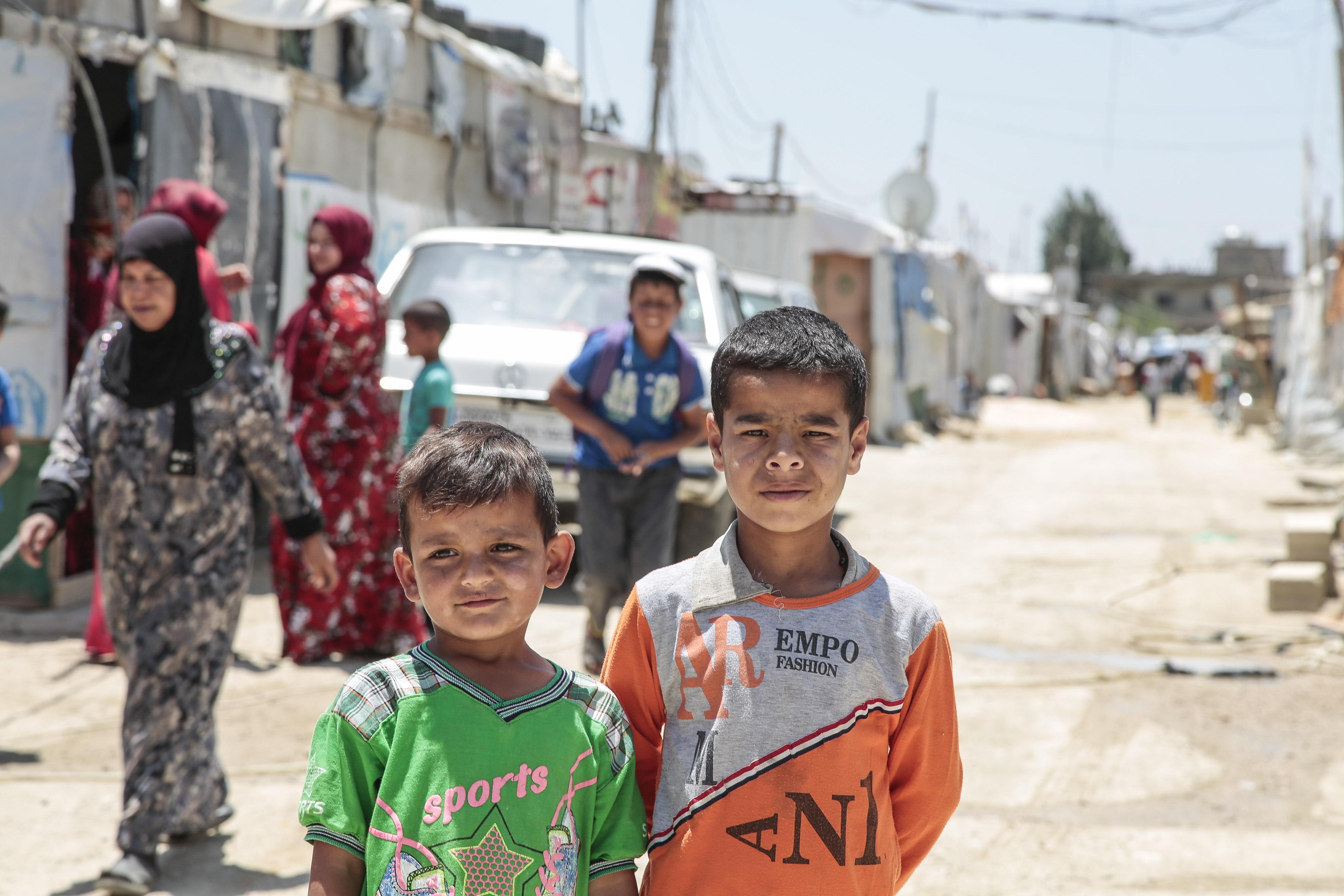 Spendenkonto Flüchtlinge Syrien
