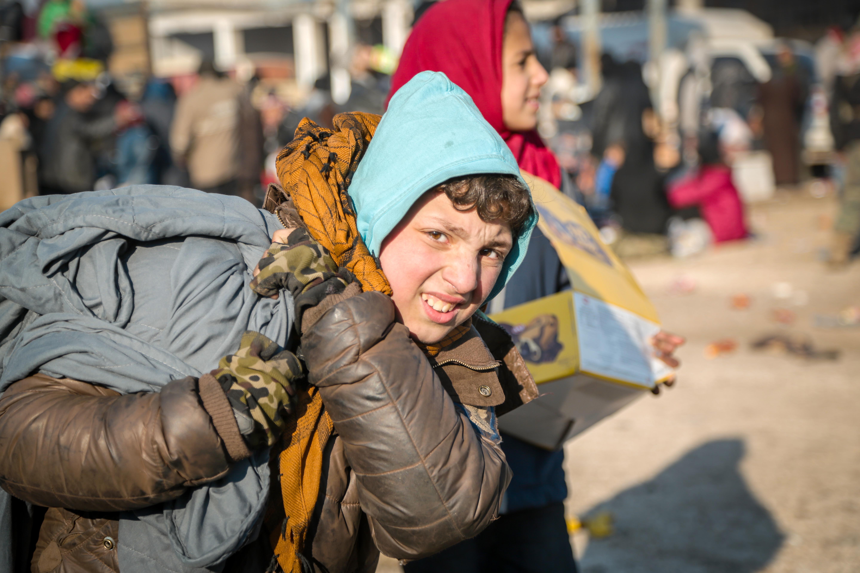 Syrien Flüchtlinge Spenden
