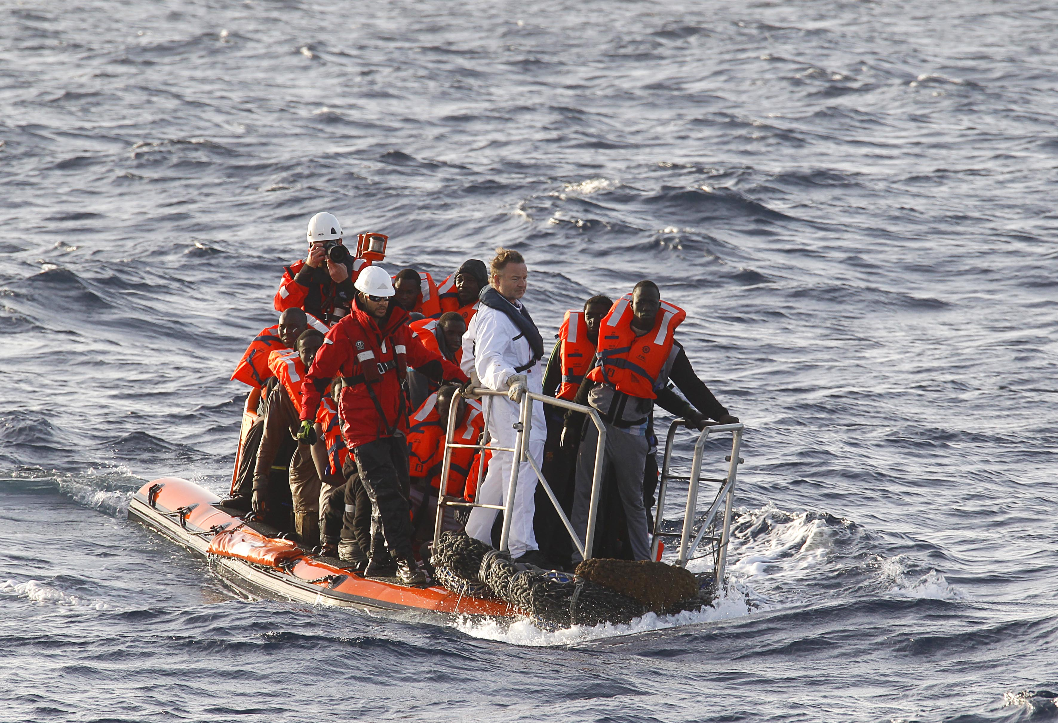 Seenotrettung Mittelmeer Spenden