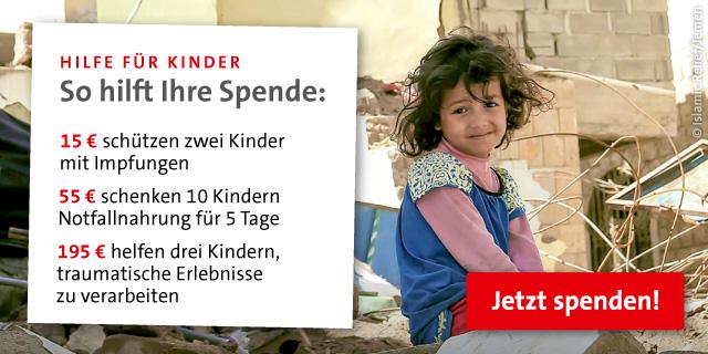 Ard Spendenkonto Nothilfe