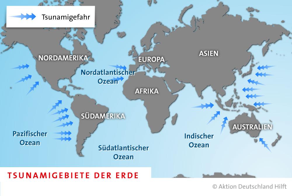 Tsunami In Deutschland
