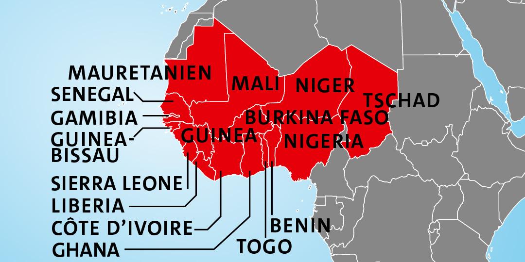 Hungersnot Westafrika/Sahel