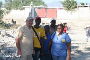 Haiti: Team in Haiti